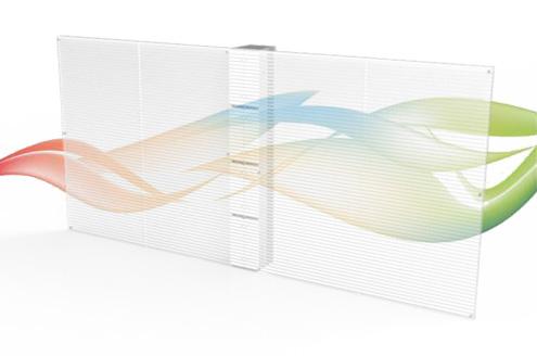 无边框LED透明屏优势及未来发展趋势